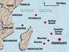 Ile Rodrigues Océan Indien