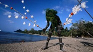 vanuatu danse traditionnel Photo internet