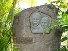 portrait de Jacques Brel et de Madly