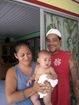 Marc  sa femme & sa fille