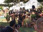 Danse des guerriers