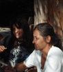 Marie Noelle et sa fille